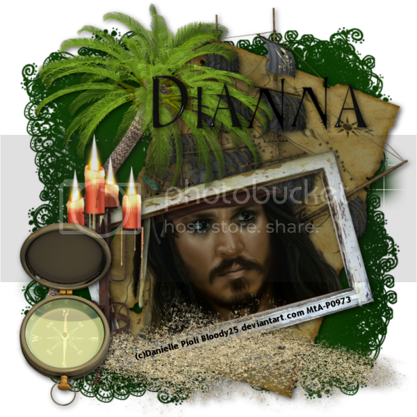 Treasure Isle - Dianna