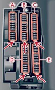 Audi A4 2017 Fuse Box Diagram Auto Genius