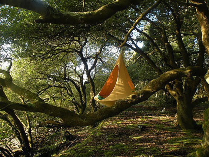 Cacoon Hammock: The New Concept for Relaxation and Simple Fun