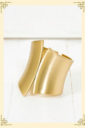 Francesca's Collections Warrior Cuff