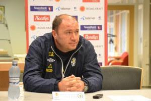 Владимир Пятенко считает выездную ничью хорошим результатом