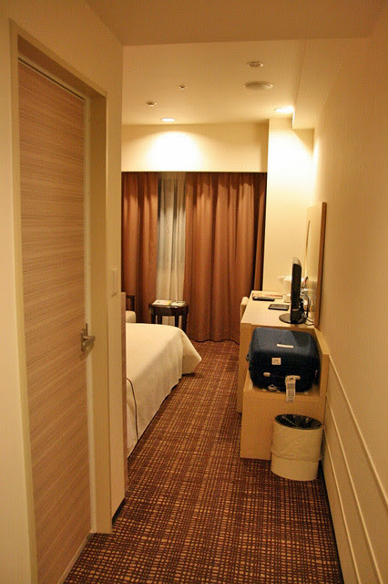 Nice rooms in JAL City Hotel Naha