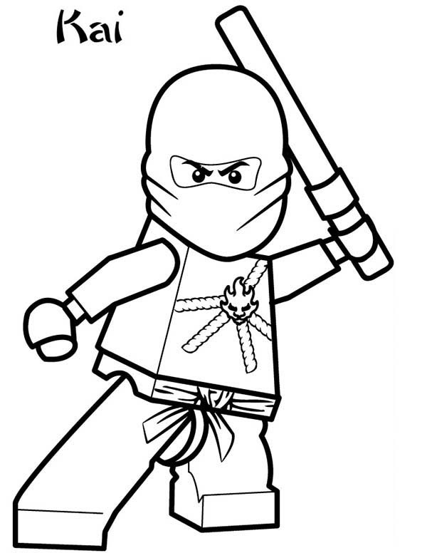 Kai Coloring Pages at GetColorings.com | Free printable ...