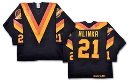 Vancouver Canucks 81-82 jersey, Vancouver Canucks 81-82 jersey