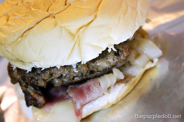 Big Bob's Charcoal Grilled Burgers