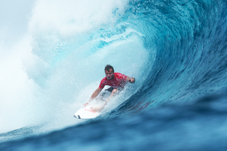 Taj Burrow: a Pipe Master | Photo: Cestari/WSL