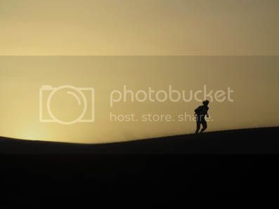 mauritania desert