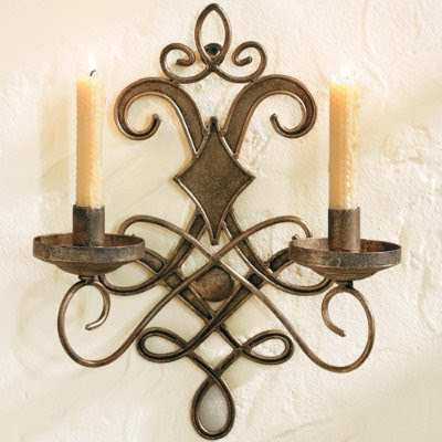 Products wrought iron wall candle sconces Design Ideas, Pictures