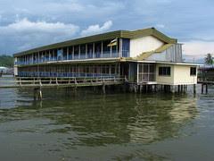 Kampong Ayer (water village) School, Bandar Seri Begawan. [IMG_4879]