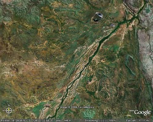 McArthur River mine site
