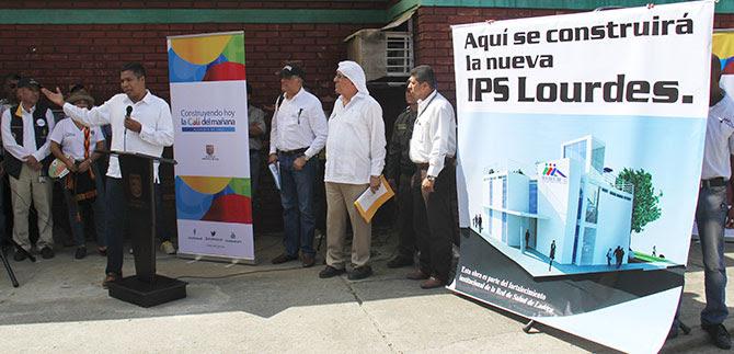 Comuna 18 tendrá una nueva IPS en el barrio Lourdes
