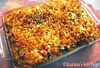 Roasted Vegetable Noodle Kugel