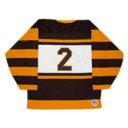 Boston Bruins 1926-32 jersey, Boston Bruins 1926-32 jersey
