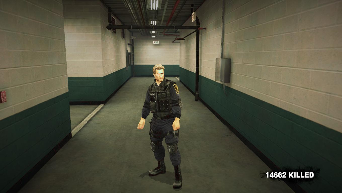 Swat Outfit Dead Rising Wiki Fandom Powered By Wikia