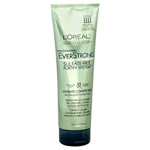 L'Oreal EverStrong Hydrate Sulfate-Free Conditioner