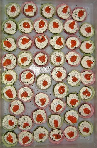 cupcake salati by fugzu