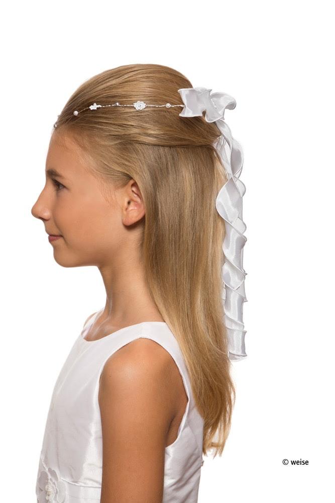 Geflochtene Frisuren Zur Kommunion Haarschnitte Beliebt In Europa