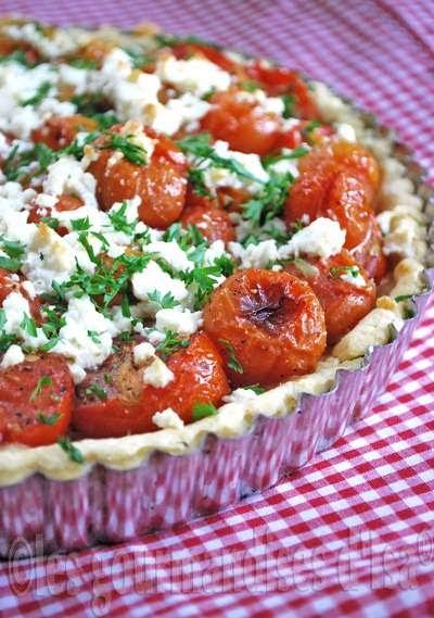 Recette Cake Tomate Pel Ef Bf Bd Mozza Lardons