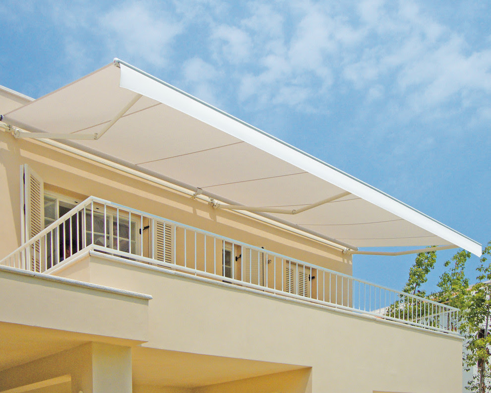 Outdoor Fabric Blinds & Awnings