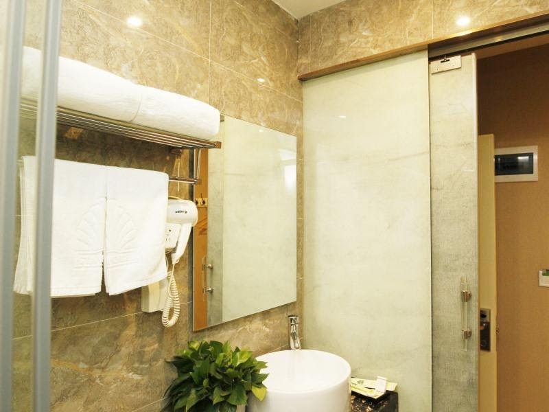 Review Green alliance Shanghai Yangpu District Shanghai Fudan University Handan Road Hotel