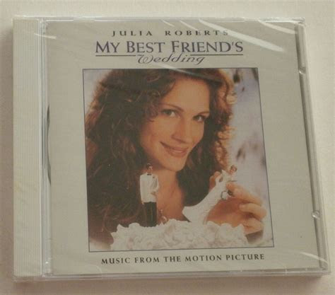 NEW sealed My Best Friend's Wedding Music From The Motion