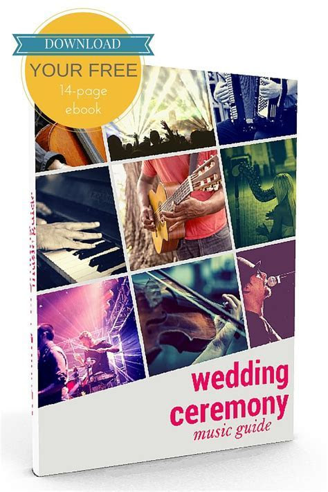17 Best images about wedding music on Pinterest   Wedding