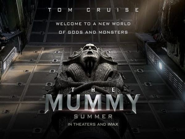 Resultado de imagem para The Mummy 2017