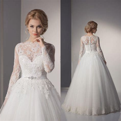 Sexy Lace ball gown China Wedding Dresses 2015 A Line Lace