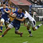 Revivez la défaite de Grenoble face à Agen