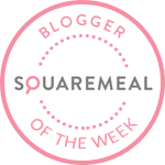 Squaremeal Restaurant Reviews  - Blogger of the week