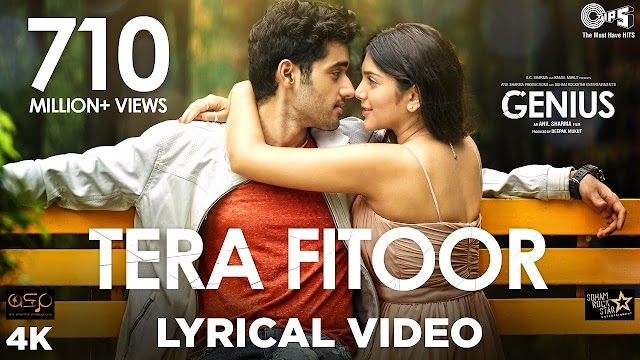Tera Fitoor lyrics in Hindi - Genius | Arijit Singh