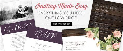 Cheap Wedding Invitations   Ann's Bridal Bargains