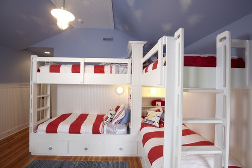 Kids Bunk Room traditional kids