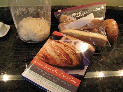 New Bread Book