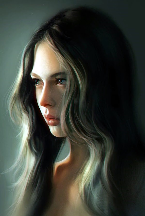 Spectacular Digital Painting Portraits (38)