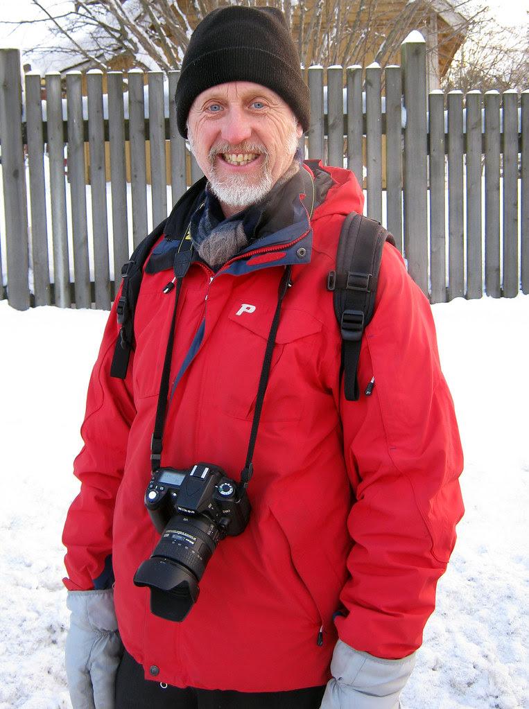 The Winter Photographer