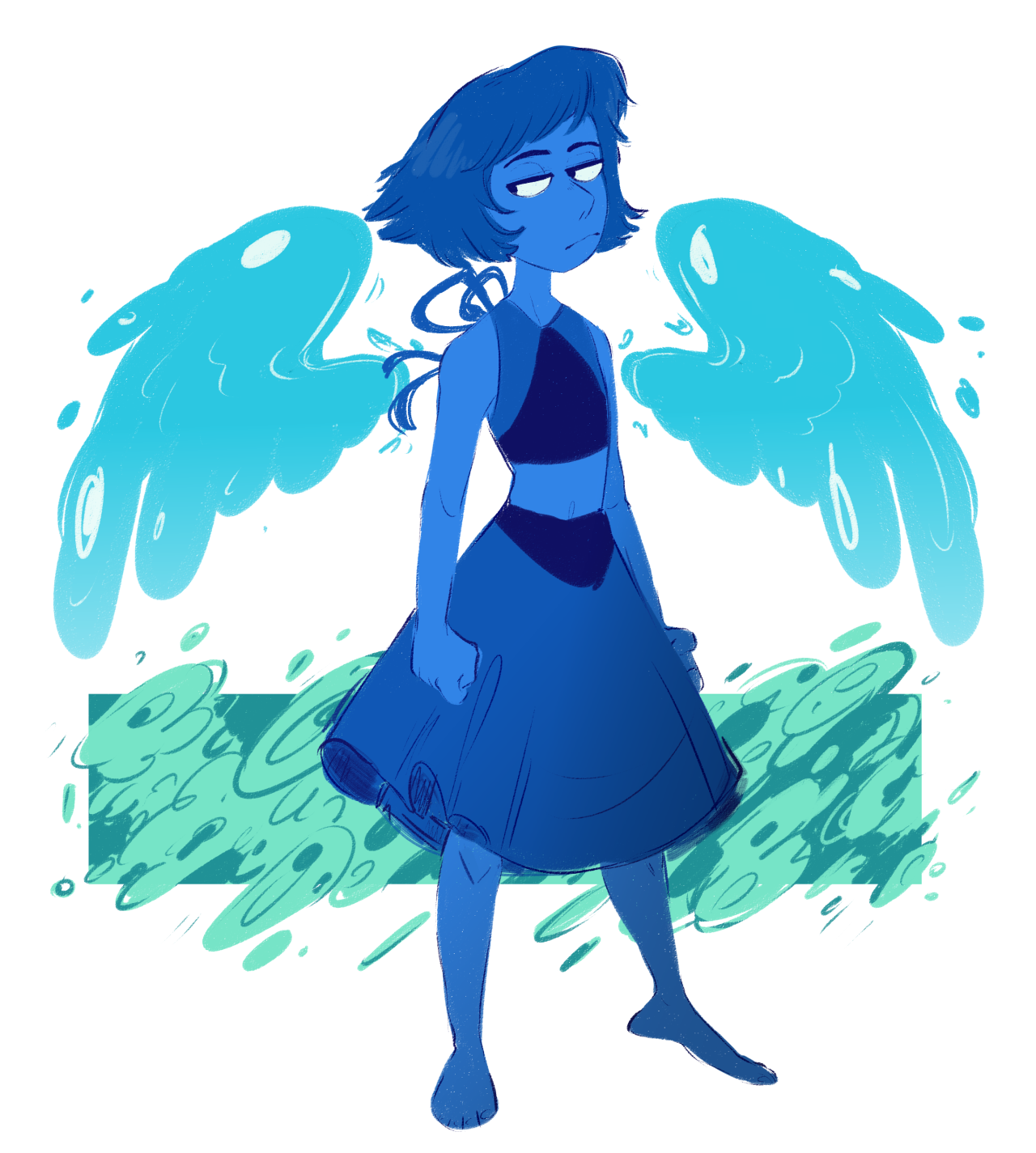 i just realized i love lapis sooo much