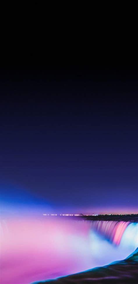 picture  niagara falls light show  night  samsung