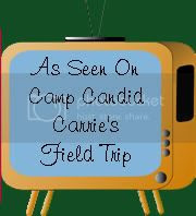 Featured on Camp Candid Carrie's Field Trip