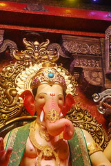 Lalbagh  Chya Raja  Blesses Me Every Year by firoze shakir photographerno1
