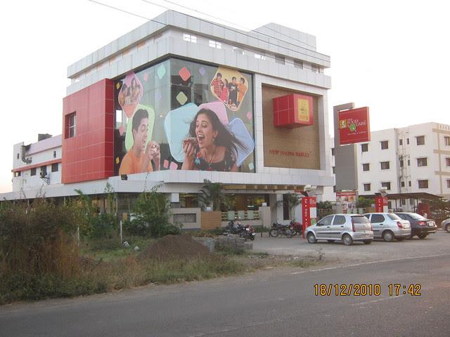 Visit to Wisteriaa - 2 BHK & 3 BHK Flats, at Bhumkar Wasti, near New Poona Bakery, at Wakad Pune 411 057 - New Poona Bakery