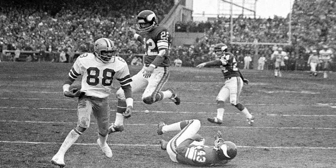 Mad to glad: Cowboys' 'original 88' Pearson savors hall nod