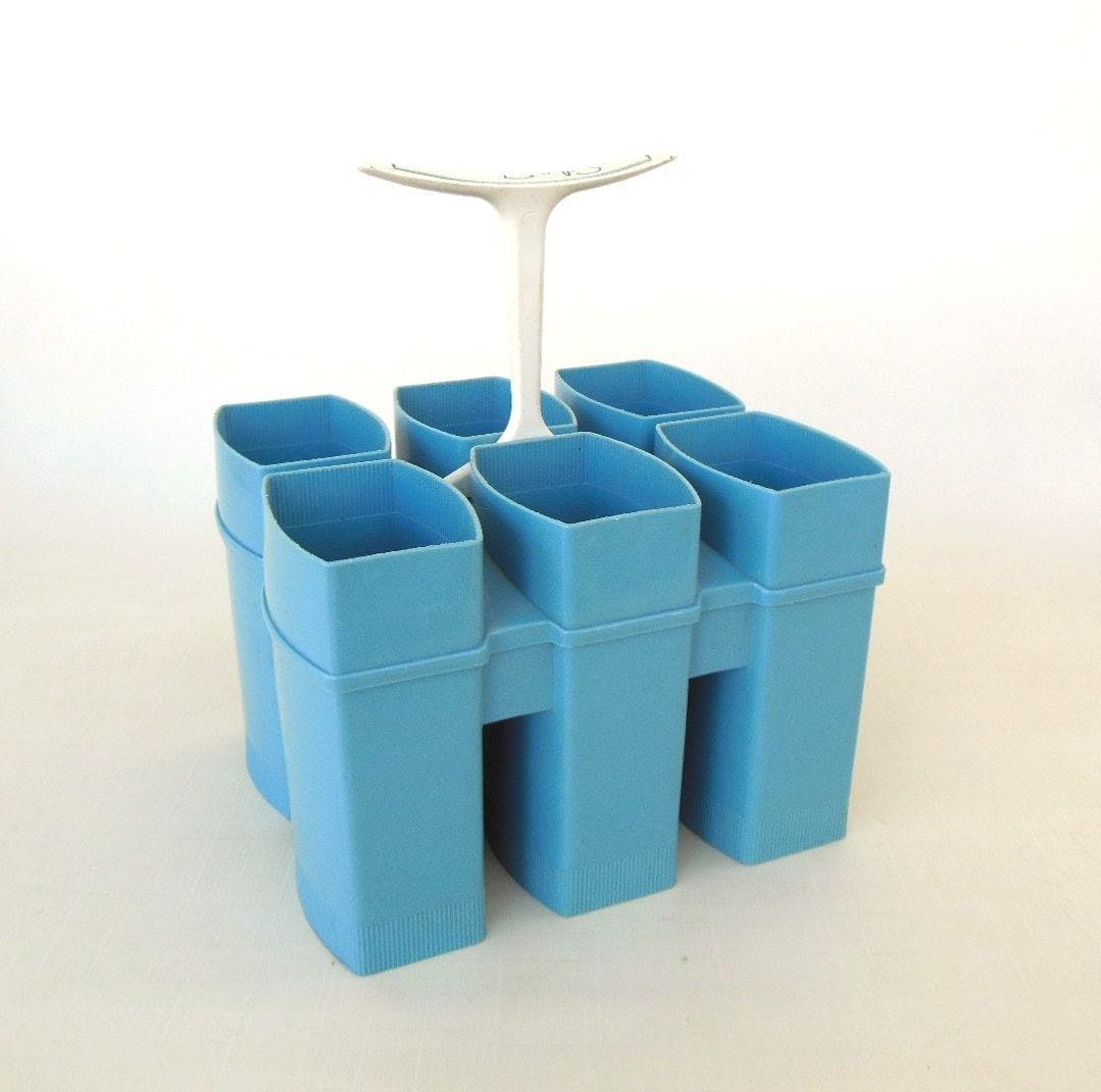 Silverware Caddy Dishwasher Flatware Utensil by LaurasLastDitch