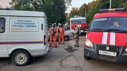 В Ижевске создан оперштаб после утечки 800 кг хлора