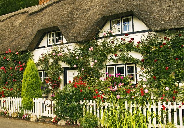 Cottage in Longparish Road,  Wherwell