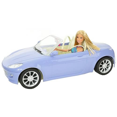 Barbie So in Style Doll and Car Gift Set