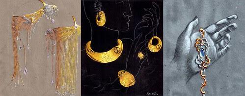 Jewelry Designs Composit