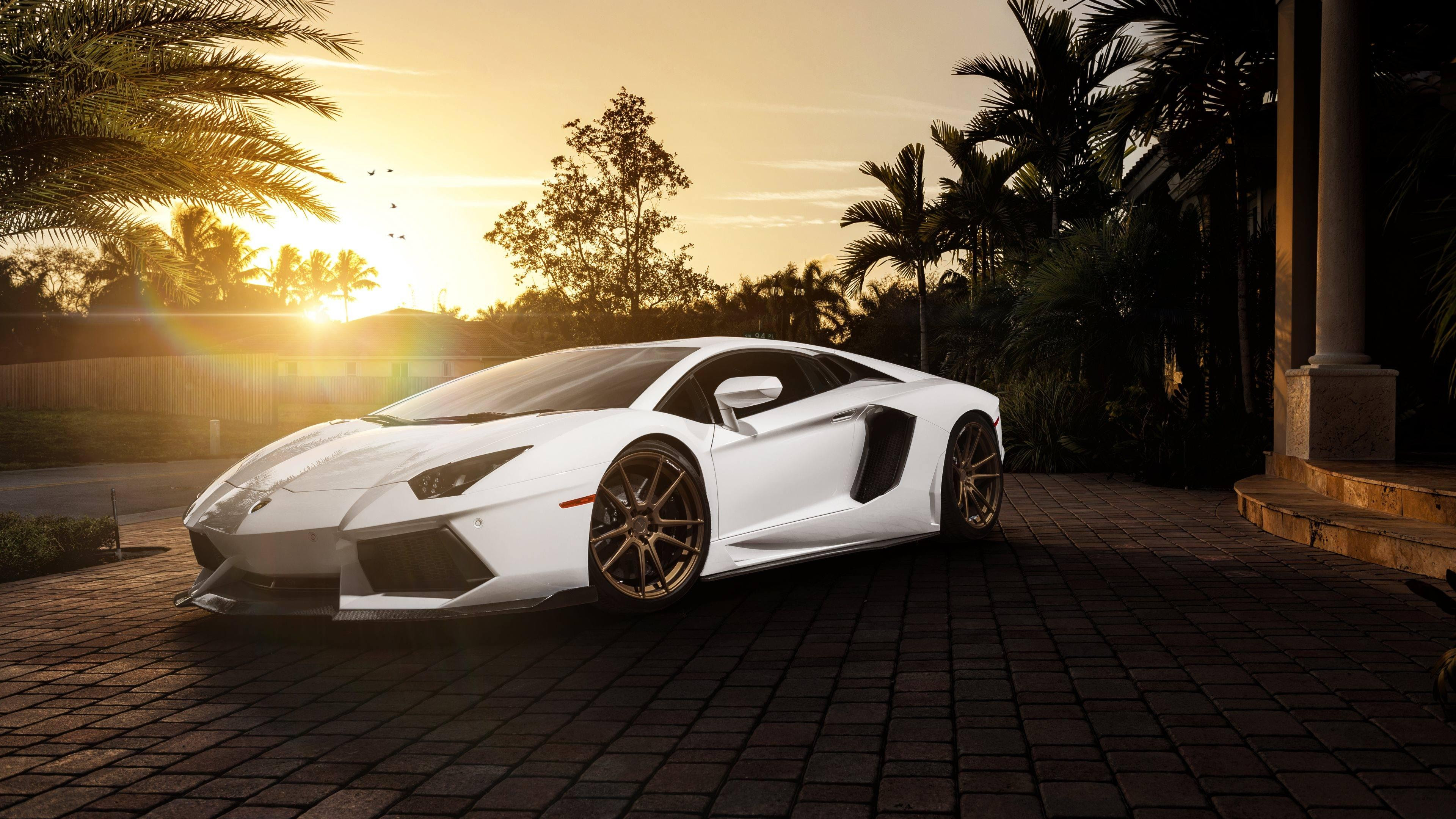 HD Wallpapers Lamborghini Aventador  WallpaperSafari