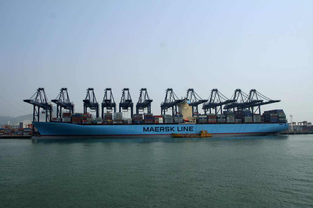 Emma Maersk Bridge
