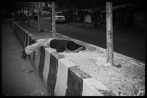 He Is Crying Because Of The Gutka Pan Masala Ban by firoze shakir photographerno1